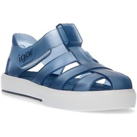 Shoes Boy Sandals Igor WATER BUCKET FOR CHILDREN BLUE