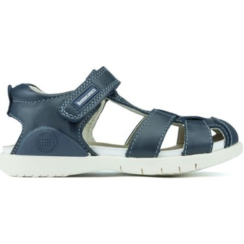 Shoes Children Sandals Biomecanics SANDALS SAM 182172 BLUE