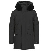 Clothing Men Parkas Casual Attitude NAFFO Black