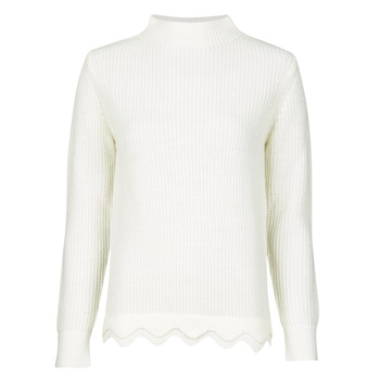 Clothing Women Jumpers Betty London NOISE Beige