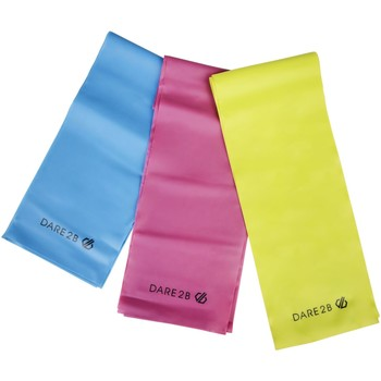 Shoe accessories Sports accessories Dare 2b FITNESS Resistance Bands Yellow Blue Pink Multi Multi