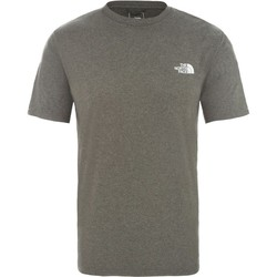 Clothing Men Short-sleeved t-shirts The North Face Reaxion Amp Grey