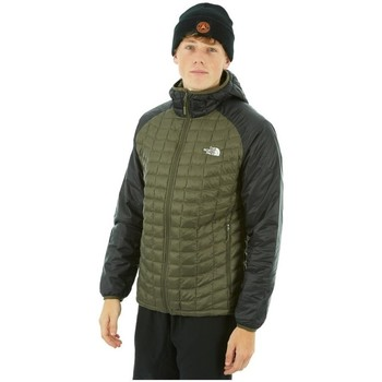 Clothing Men Duffel coats The North Face Thermoball Sport Green, Graphite