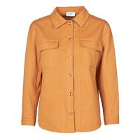 Clothing Women Jackets / Blazers Betty London NISOI Cognac