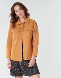 Clothing Women Jackets / Blazers Betty London NISOI Cognac
