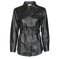 Clothing Women Jackets / Blazers Moony Mood NOXXI Black