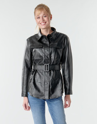 Clothing Women Jackets / Blazers Moony Mood NOXXI Black