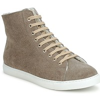 Shoes Hi top trainers Swamp MONTONE SUEDE Mink