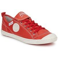 Shoes Women Low top trainers Pataugas BROOKS Red