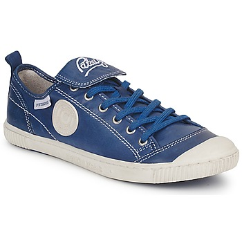Shoes Women Low top trainers Pataugas BROOKS Blue