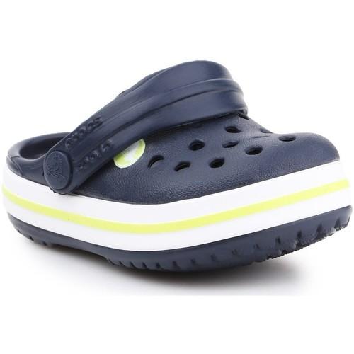 Shoes Children Clogs Crocs Crocband Clog K 204537-42K navy