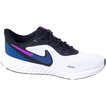 Shoes Women Low top trainers Nike Revolution 5 White, Black, Blue