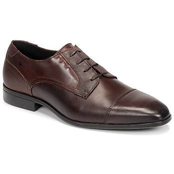 Shoes Men Derby Shoes Carlington NIMALE Brown