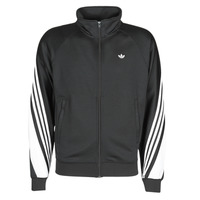 Clothing Men Track tops adidas Originals 3STRIPE WRAP TT Black