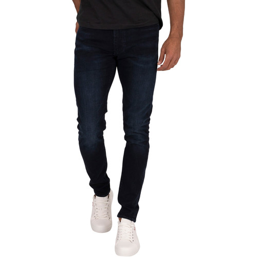 Clothing Men Skinny jeans Levi's Skinny Taper Jeans blue