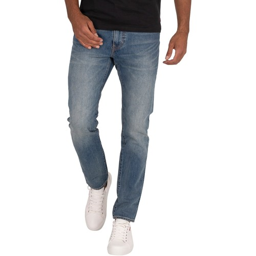 Clothing Men Slim jeans Levi's 512 Slim Taper Jeans blue