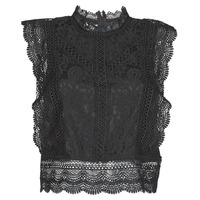 Clothing Women Tops / Blouses Only ONLKARO Black