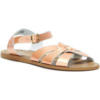 Shoes Women Sandals Salt Water Womens Rose Gold Original Sandals Metallic
