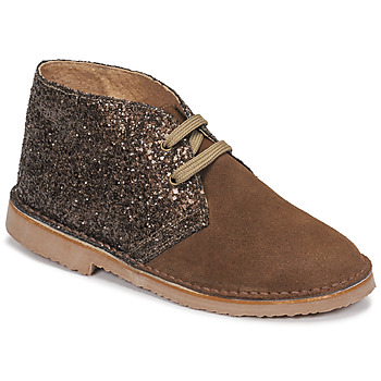 Shoes Girl Mid boots Citrouille et Compagnie NINUP Taupe