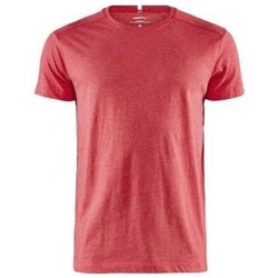 Clothing Men Short-sleeved t-shirts Craft Deft 20 Red