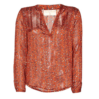 Clothing Women Tops / Blouses Moony Mood NOUM Rust