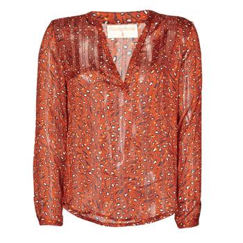 Clothing Women Tops / Blouses Moony Mood NOUM Rust