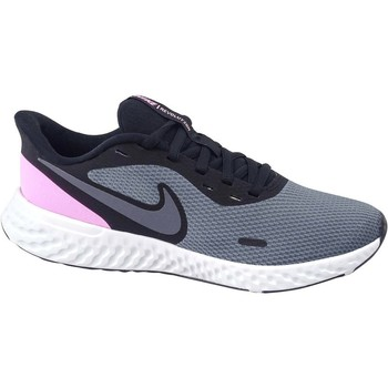 Shoes Women Running shoes Nike Revolution 5 Grey, Pink, Graphite
