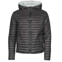 Clothing Men Duffel coats Yurban NEFFLE Black