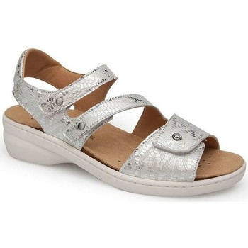 Shoes Women Sandals Calzamedi STYLE SANDAL SILVER