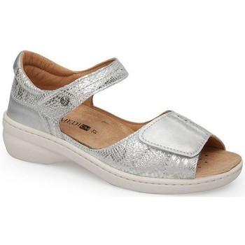 Shoes Women Sandals Calzamedi FASHION SANDAL PLATINUM