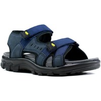 Shoes Men Outdoor sandals Airfoot Sport Men's Summer Sandals Navy