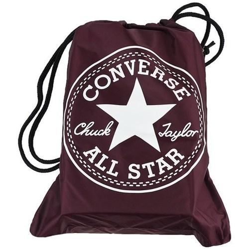 Bags Women Sports bags Converse Flash Gymsack Burgundy