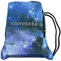 Bags Women Rucksacks Converse Galaxy Cinch Bag Blue