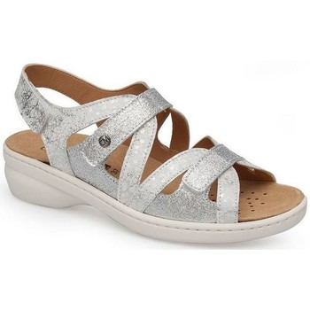 Shoes Women Sandals Calzamedi MIXSTYLE SANDAL SILVER