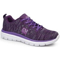 Shoes Women Low top trainers Calzamedi SPORT SHOES PURPLE