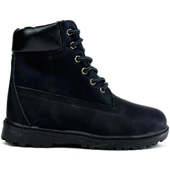 Shoes Women Ankle boots Ucan Women's Lace Up Ankle Boot Black