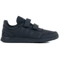 Shoes Children Low top trainers adidas Originals VS Switch 3 C Black
