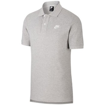 Clothing Men Short-sleeved polo shirts Nike Matchup Polo Grey