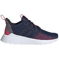 Shoes Girl Low top trainers adidas Originals Questar Flow Navy blue