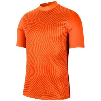 Clothing Men Short-sleeved t-shirts Nike Gardien Iii GK Orange