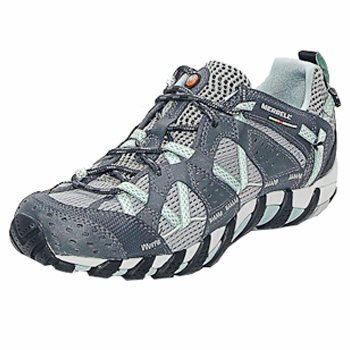 Shoes Women Multisport shoes Merrell WATERPRO MAIPO Gris / Anthracite