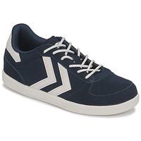 Shoes Children Low top trainers Hummel VICTORY JR Blue
