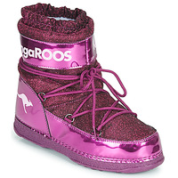 Shoes Women Mid boots Kangaroos K-MOON Purple