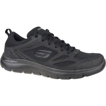 Shoes Men Fitness / Training Skechers Summitssouth Rim Black