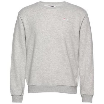 Clothing Men Sweaters Fila Efim Crew Sweat Grey
