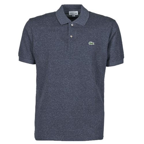 Clothing Men Short-sleeved polo shirts Lacoste POLO L12 12 CLASSIQUE Blue