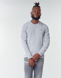 Clothing Men Jumpers Lacoste AH1985 Grey
