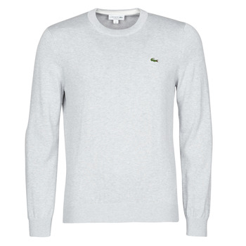 Clothing Men Jumpers Lacoste AH1985 Grey