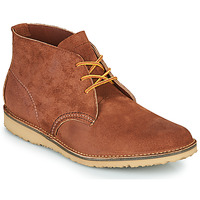 Shoes Men Mid boots Red Wing WEEKENDER CHUKKA Brown