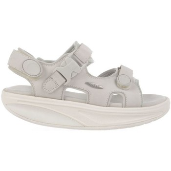 Shoes Women Sandals Mbt KISUMU CLASSIC SANDALS WHITE